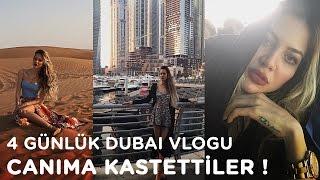 VLOG 7 | Dubai Vlog, Çöl Safarisi, Alışveriş, Burj Khalifa ve Abu Dhabi