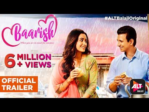 Baarish | Official Trailer | Sharman Joshi | Asha Negi | ALTBalaji