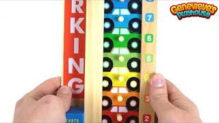 Learning Video for Kids: Teach Colors & Counting 1 to 10 with Best Preschool Counting Cars for Kids!