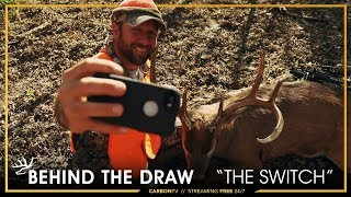 The Switch I Heartland Bowhunter's Behind The Draw