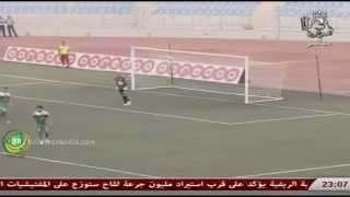 مولودية وهران 0 : 2 شبيبة القبائل (ايبوسي + بسام) الجولة الاولى الدوري الجزائري الممتاز