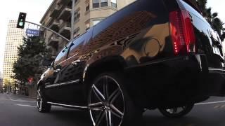 Cadillac Escalade ESV on 28