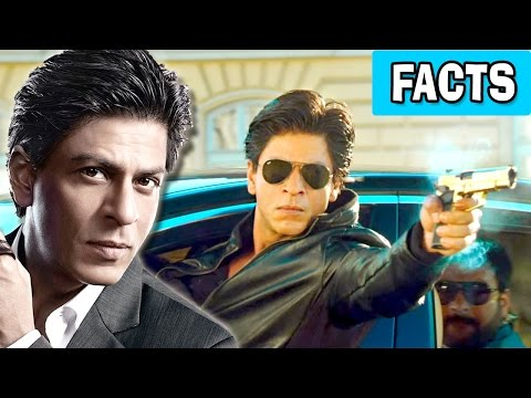 12 Awesome Facts About Shahrukh Khan