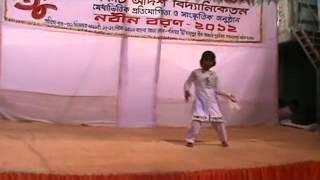 Ami Sholo Periye gesi (আমি ষোল পেরিয়ে গেছি-নৃত্য)
