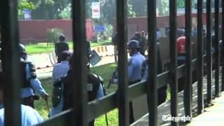Anti-Islam film - Pakistan protests turn violent in Islamabad
