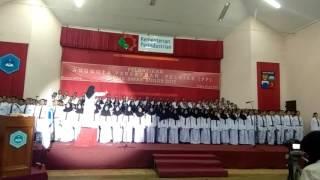 Hymne Analis SMK-SMAK BOGOR Pelantikan Anggota PP Angkatan 63