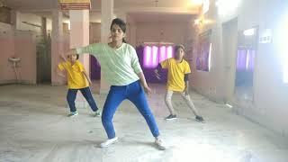 Cham cham .kids dance choreography beginning steps