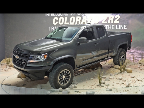 Xxx Mp4 HOT OR NOT THE HARDCORE 2017 CHEVROLET COLORADO ZR2 THE MUSCLE CAR REVEALED 3gp Sex