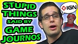 Top 5 Stupid Things Said by Game Journalists | Fact Hunt