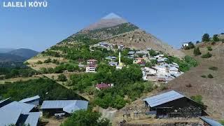 Erzincan Refahiye Laleli köyü