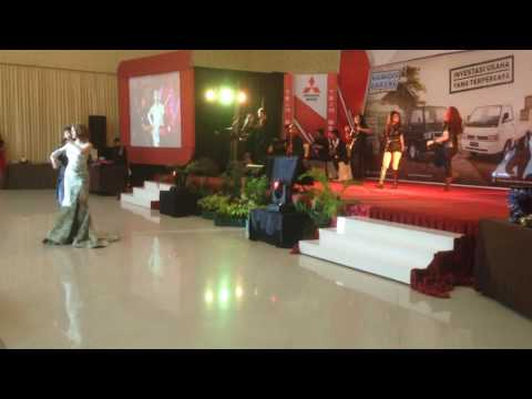 LCV Party Mitsubishi 2016 Cirebon , 40's Party ft wika salim - Sambalado