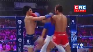 ធន់ មករា Vs សុផាបណយ, Thon Makara, Cambodia Vs Sopabnoy, Thai, Khmer Boxing 28 october 2018