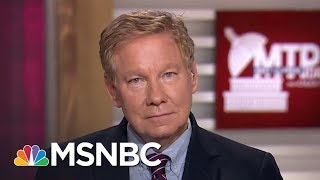 Fmr NRCC Chair: 'Bad Behavior Gets Rewarded' In Our System | MTP Daily | MSNBC