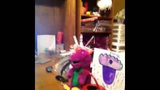 Barney Flowers ending