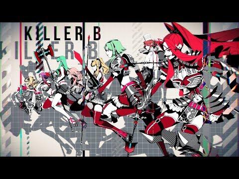 【ルカミクグミIAリン】KILLER B【オリジナルMV 梅とら 秋赤音】