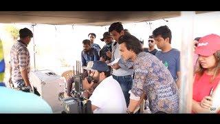 Loveyatri | Tyre Challenge | Aayush Sharma | Warina Hussain | 5th October