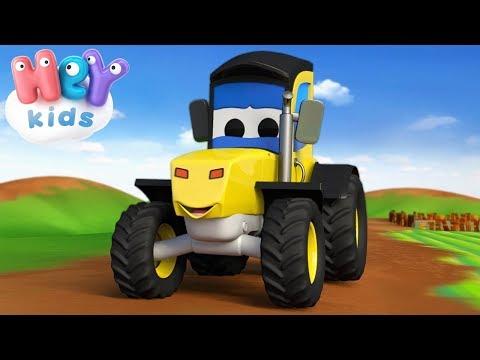 Traktor Dal Autós Mesé HeyKids