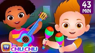 Teeki Taaki Dance Song and Many More Nursery Rhymes & Songs for Babies by ChuChu TV