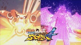 Naruto Shippuden: Ultimate Ninja Storm 4 - E3 2015 Trailer