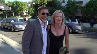 Sheree J Wilson at TYSON Premiere at Love International film festival red carpet.