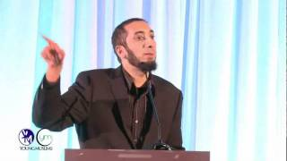 Dealing with Monsters: A Dummies Guide...FUNNY Br. Nouman Ali Khan...