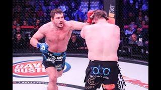Belabor 194: Matt Mitrione vs. Roy Nelson Highlights - MMA Fighting