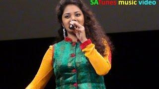 Bangla New Song 2017 | Bojhena Shey Bojhena | Singer: Anwesha | SATunes Music