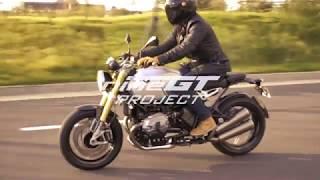 BMW R nine T Carbon Parts Promotion Movie