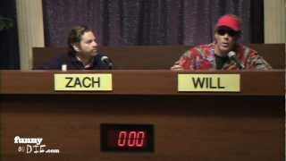 Will Ferrell & Zach Galifianakis Debate Children