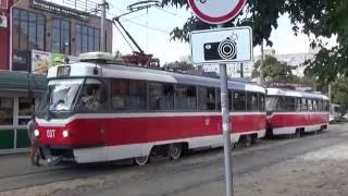 KRASNODAR TRAMS / КРАСНОДАРСКИЕ ТРАМВАИ