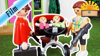 ENTFÜHRUNG von ANNA & ZWILLINGEN - FAMILIE Bergmann #11 | Staffel 2 - Playmobil Film deutsch neu