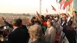 Naya Pakistan - InshAllah - PTI Imran Khan , Junaid Jamshed Official New video Song 2013