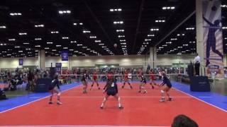 Alexandra Santory Volleyball Highlights