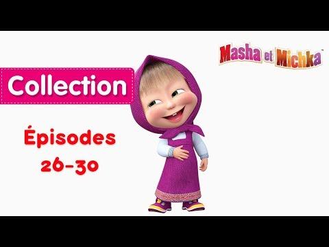 Xxx Mp4 Masha Et Michka Collection 2 🎈 26 30 épisodes Dessins Animés En Français 3gp Sex