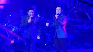 MARTIN NIEVERA & ERIK SANTOS - Basil Valdez Medley (ROYALS: SM MOA Arena)