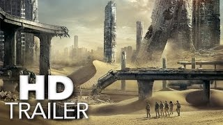 MAZE RUNNER 2 Trailer 2 German Deutsch (HD)
