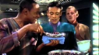 Deep Space Nine - DS9 - S03E04 - Odo Cooking
