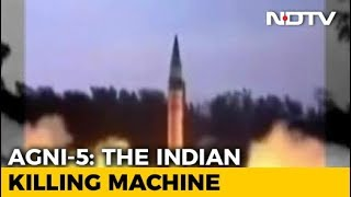 Agni 5 Missile That Can Strike China Set To Enter India's Arsenal