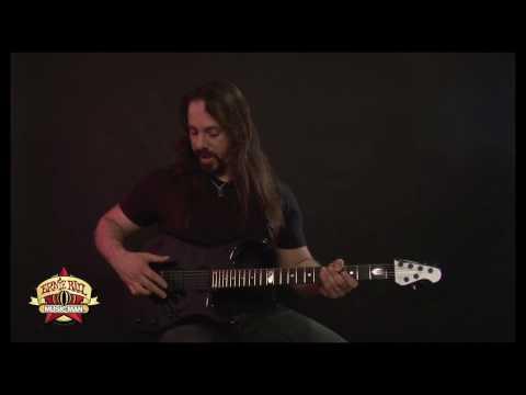 John Petrucci & The Ernie Ball Music Man JPX Guitar