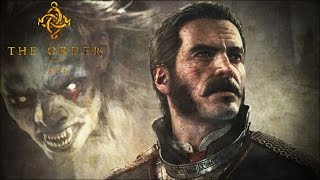 The Order 1886 Game Movie (All Cutscenes) Part 2 1080p HD