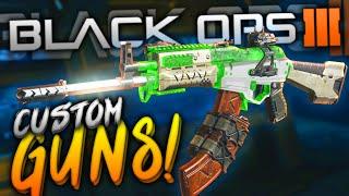 Black Ops 3 GUNSMITH - CREATE-A-GUN! (COD BO3 Custom Guns)