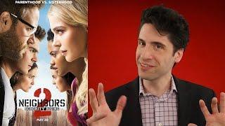 Neighbors 2: Sorority Rising - Movie Review