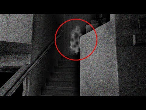 THE GHOST FOLLOWED US HOME..