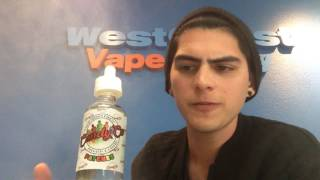 Patches Ejuice by Candy Co Eliquids Review