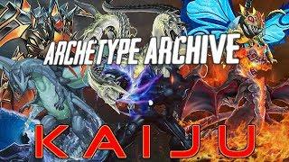 Archetype Archive - Kaiju