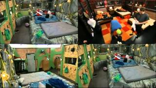 Big Brother tells Cody to stop playing with himself BB16