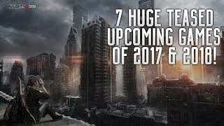 7 HUGE NEW PS4 Games - E3 2018 DAY 2!