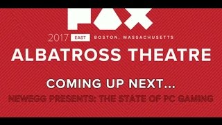 PAX East 2017: The State of PC Gaming Panel