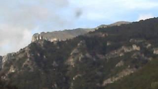 Espeis Oditi roads to Los Pirineos