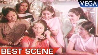 Sripriya & Karthiks Conversation || Ninaivugal Tamil Movie || Best Scene